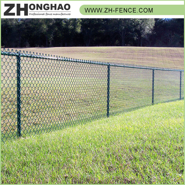 CE Certificate China Hottest Sale chain link fence poles