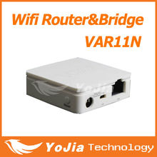 update from VAP11G New version wifi bridge VAR11N WIFI Bridge with router Wireless Bridge For Dreambox Xbox PS3 PC Camera TV