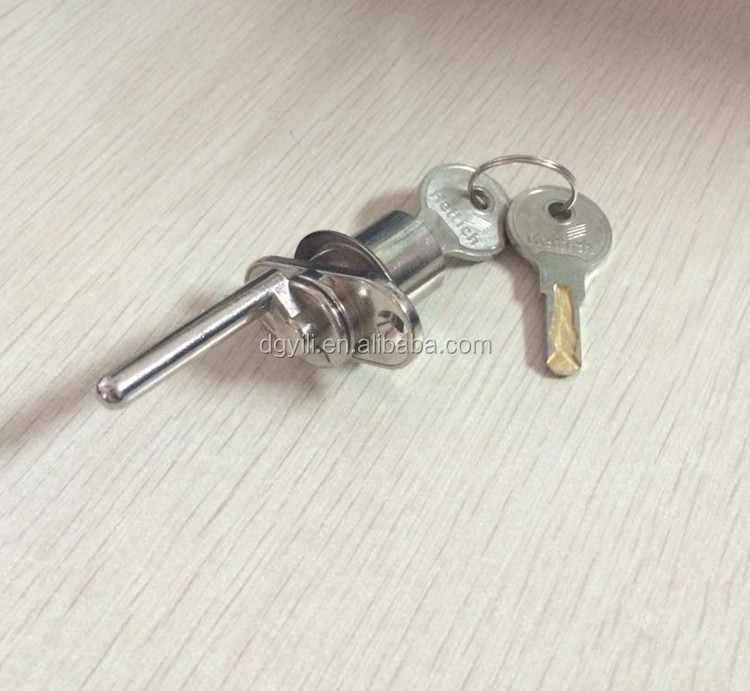 high quality pedestal drawer lock with master key system