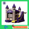 new style bounce house inflatable bouncy castle with slide