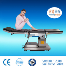 Nantong medical since 1954 medical ambulance YDC-3D Multi-level Automatic Loading Ambulance Stretcher of CE and ISO9001 standard