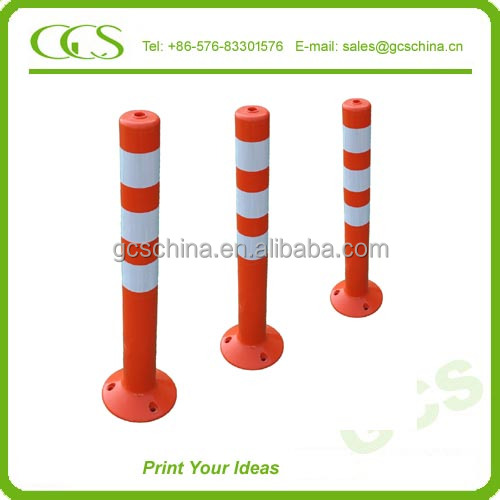 safety road signs fiberglass inflatable led bollard assemble traffic cone reflective warning signal board