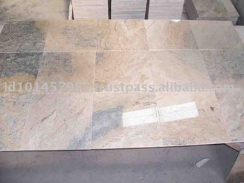 Grey Polished Small Marble Slab for Sale