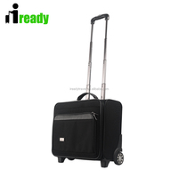2016 hot sell business cabin size high quality travel trolley bag for business man
