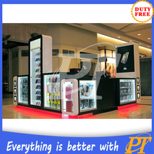 High quality phone cases kiosk display rack and counter stand for cell phone kiosk
