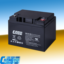 12V40AH storage battery for Sealed Type Maintenance Free AGM Lead acid battery
