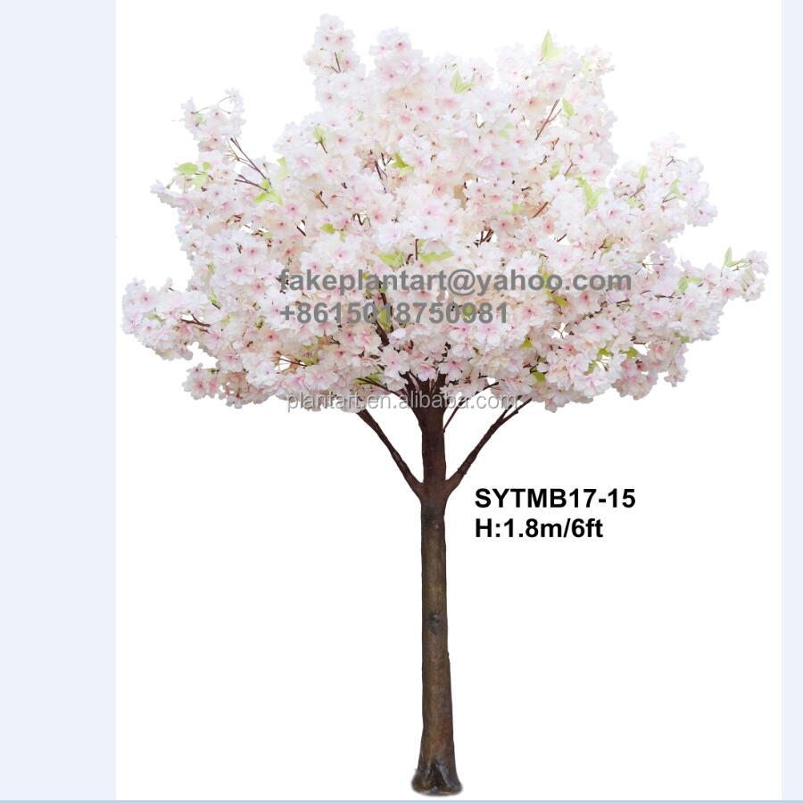 Shuyi SYTMB17-15 180cm 6 feets artificial blossom tree wedding table tree centerpieces