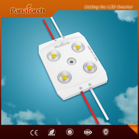 PanaTorch 2015 New Product Led Light Module IP65 Waterproof PS-M323B plastic case For led channel letter
