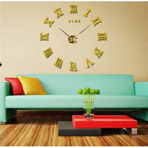 2016 New Creative Living Room Decorative Wall Clock