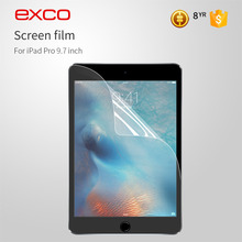 EXCO New arrival ! high quality ultra thin and clear phone glass screen protector for iPad pro 9.7 inch
