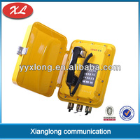 explosion proof rugged phones basic corded telephone