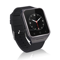 Strong Functional WIFI Smart Watch Talking Phone with SIM S8, MTK6572 Dual core 1.2GHz 3G/ GPS/Camera/Microphone /SIM