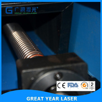 corrugated paper rotary die board laser cutting machine/ Rotary die board making machinery