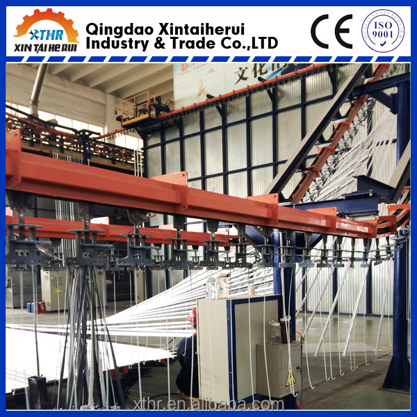 highly effective nordsoa powder coating equipment