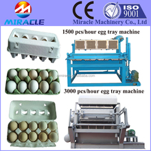 Egg Tray Production Line, Plant Of Waste Paper Pulping Egg Tray Forming And Drying Machine