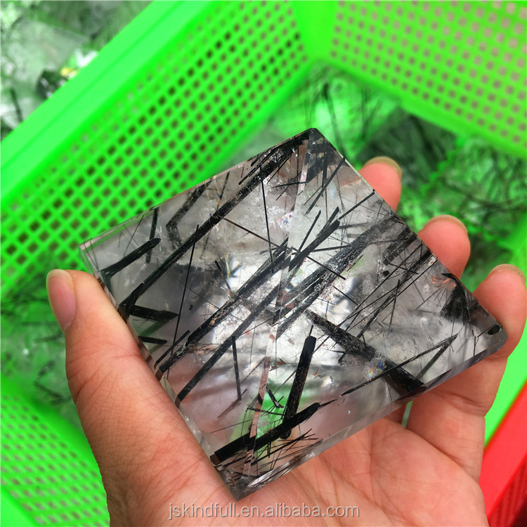 wholesale Top Quality Natural Black Tourmaline Pyramid Crystal Pyramid For Sale