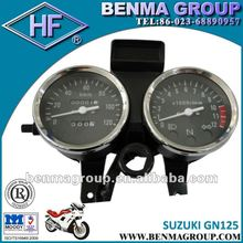 MOTORCYCLE PARTS GN125 Speedometer GN125 METERS FOR MOTORCYCLE