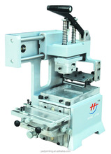 SYC-100M manual tampon print machine for sale with max metal plate size:100x100mm