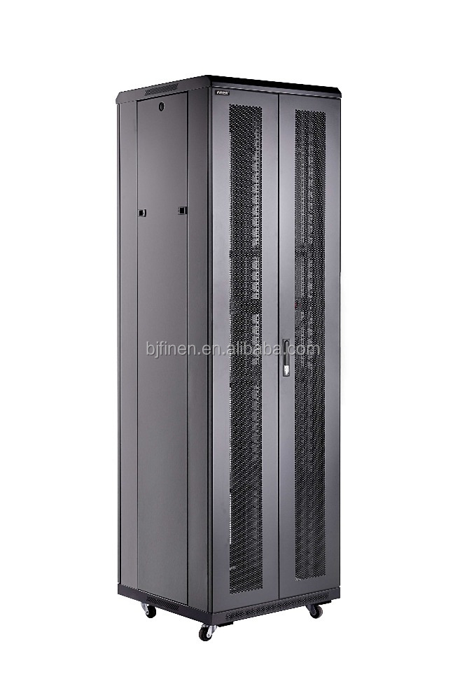 Top selling 19 inch network switch 42u server rack cabinet