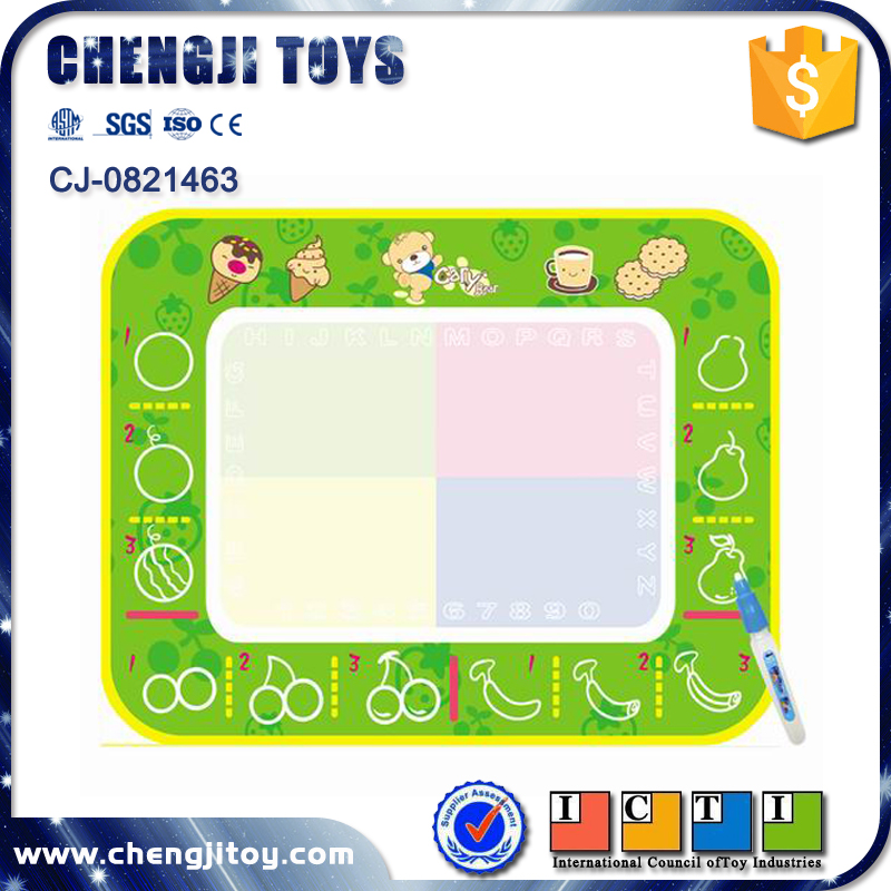 Amazing Children's Drawing Toys Mat Magic Painting Pen Aqua Doodle