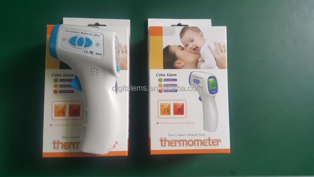 cheapets newest non contact infrared thermometer TF-600