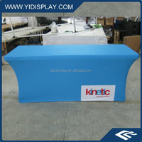 Top quality printed laminated table cloth