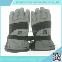 Electric Lithium Polymer Bttery rechargeable heated ski gloves