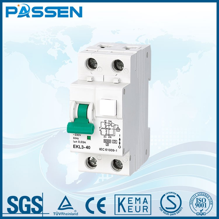PASSEN Low prices electric circuit breaker 24vdc mcb certification ce