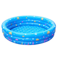 2014 new plastic inflatable swimming pool in China