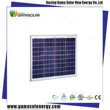 China manufacturer solar supplier GAMA SOLAR poly 150w solar module and solar panels 18v