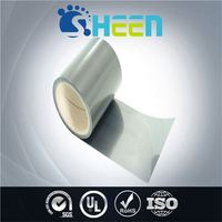 Flexible Silicon Rubber Heating Pad/Sheet Detail For Heat Dissipation Of Smart Phone