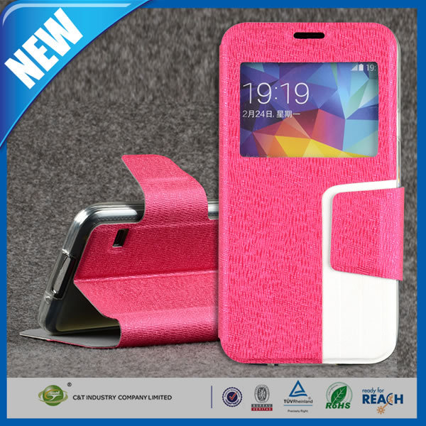 C&T Wholesale newest hot selling mobile phone case for samsung galaxy s5 i9600