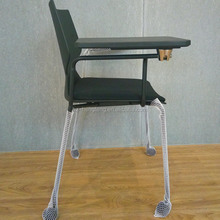modern college school plastic student training study chair