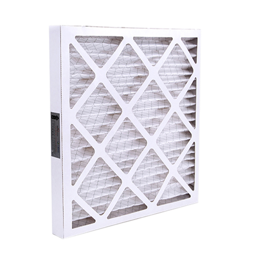 Panel Primary Air Filter Cardboard Frame paper pleat panel furnace Pre Filter