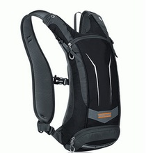 Custom lightweight hydration pack with 2L water bladder sports running cycling backpack bag