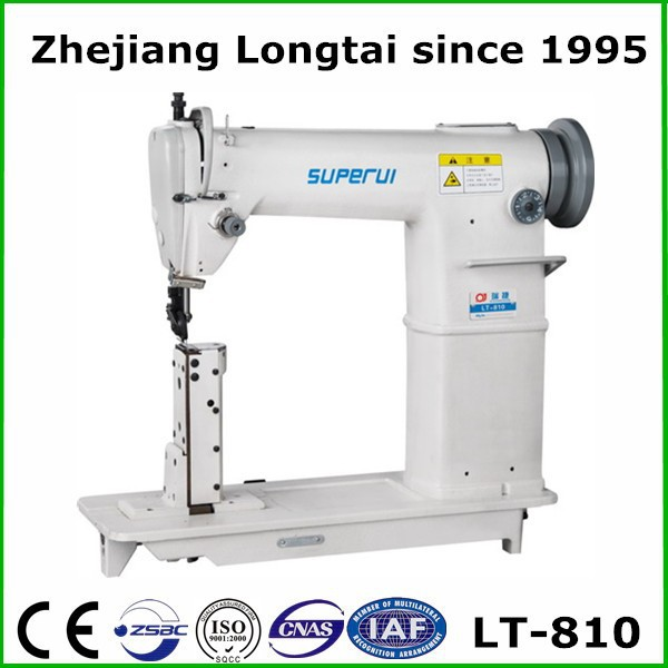 LT-820 POST BED Lockstitch shoe sole stitching machine