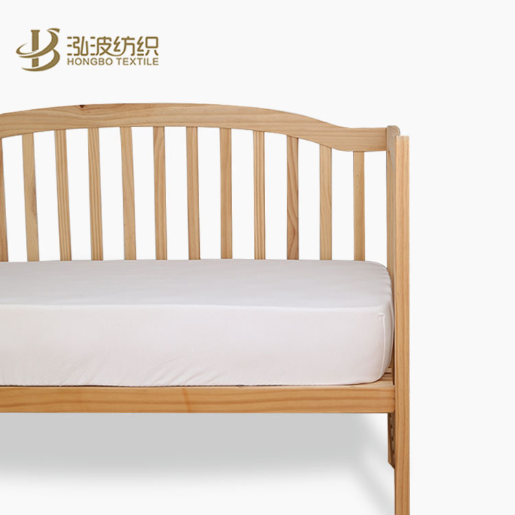 baby infant fitted crib sheet crib bamboo cover
