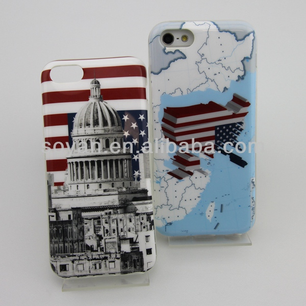 Sublimation IMD phone case for APPLE5/5S/5C
