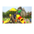 New small multifunction plastic tunnel slide play set for toddler