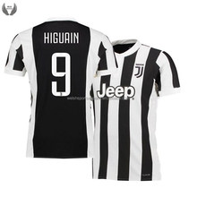 Customized slim fit polyesterJuventus style soccer jersey