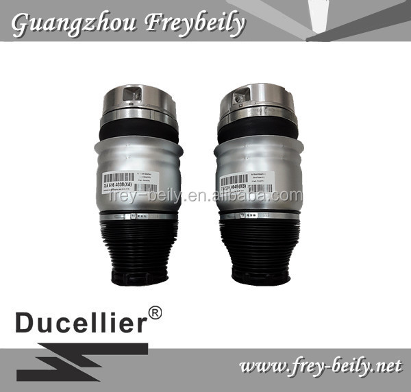 Air Suspension Spring for Audi Q7 Left/Right Rear air spring balloons 2007~2012 Years OEM: 7L8616503B