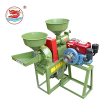 WANMA3631 Agricultural Machinery Competitive Price Modern Rice Milling Machine