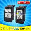 for Canon PG-512 Ink , Remanufactured PG-512 Ink Cartridge for Canon PG-512 Ink Cartridge With ISO,STMC,SGS,CE Approved