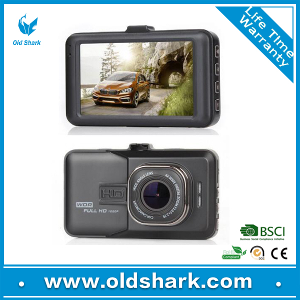 Factory Price Vehicle Video Recorder Camera for Car Security Car DVR Dashboard NT96220