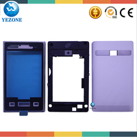 Mobile Phone Cover Housing For LG Optimus L3 E400, For LG e400 Cover