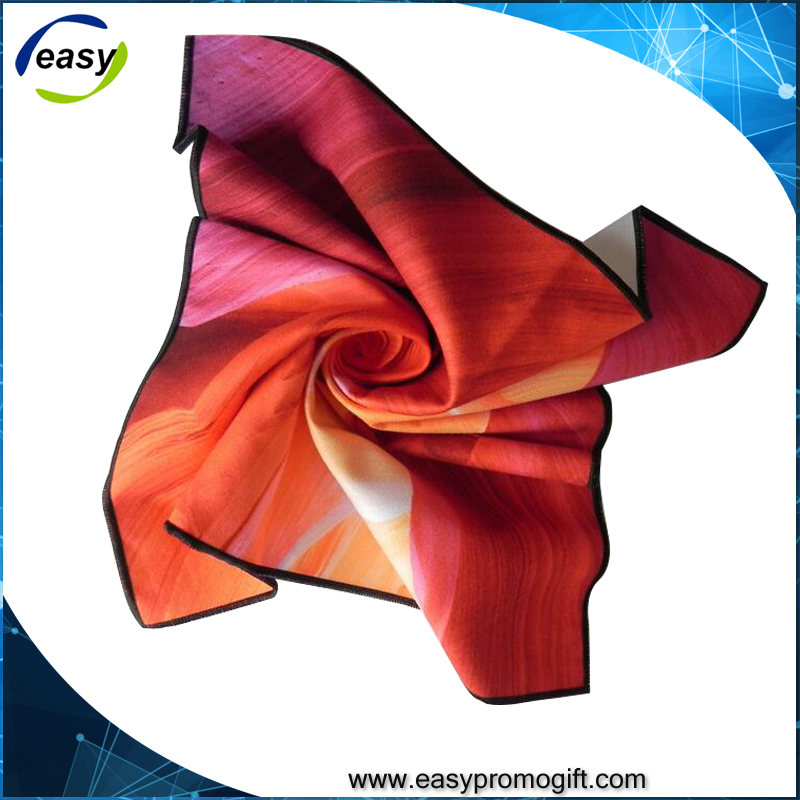Hot promotional gift Eco-friendly optical microfiber cleaning cloth