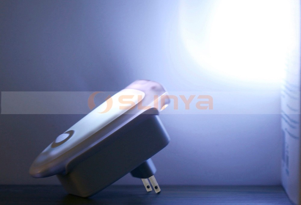 Creative Light-Controlled Led Energy Saving Night Lights Detachable