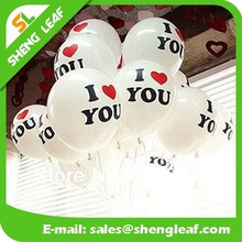 China manufacturer party helium latex balloon