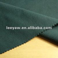 bonded fabric made of micro finner fleece fabric