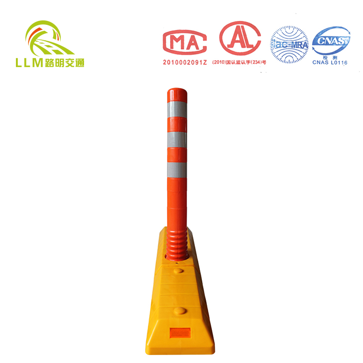 High quality widely used plastic traffic lane divider